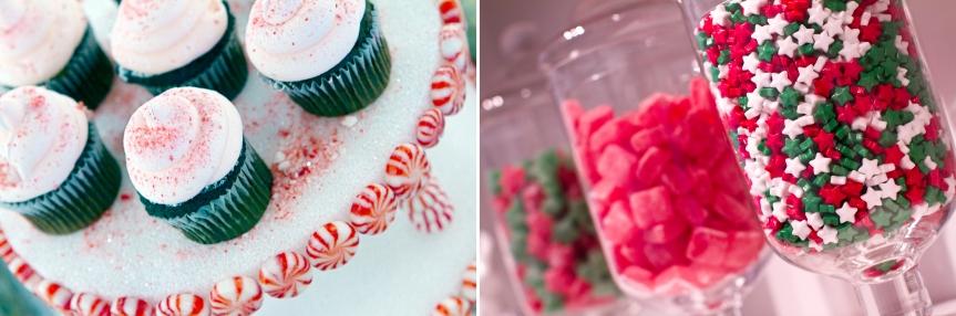 Sugar - Candy Jar Red cupcakes