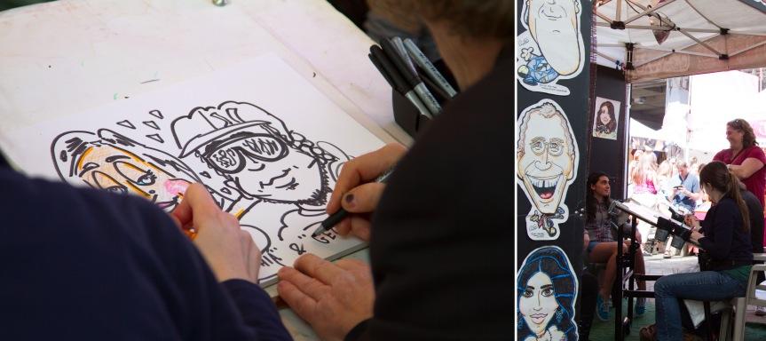 Portland - sketching