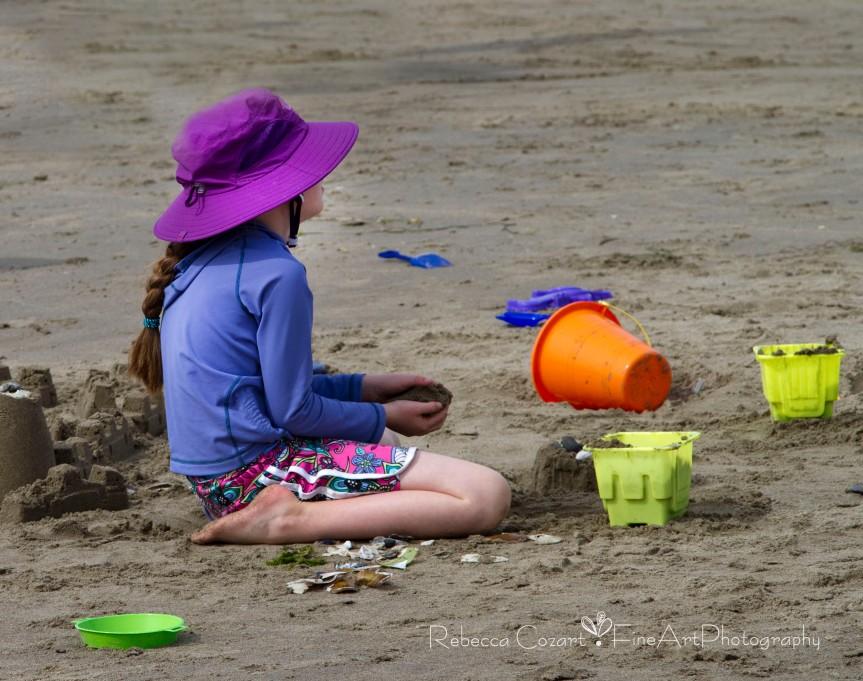 Beach - Girl 1