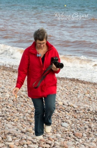 Jan at Budleigh