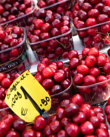 Food - Cherries