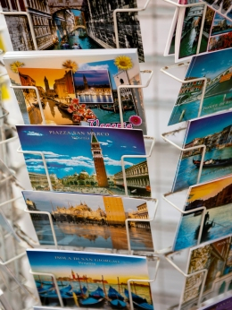 Odd - postcards