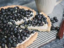 FOOD - Blueberry Tart 7
