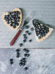FOOD - Blueberry Tart 8
